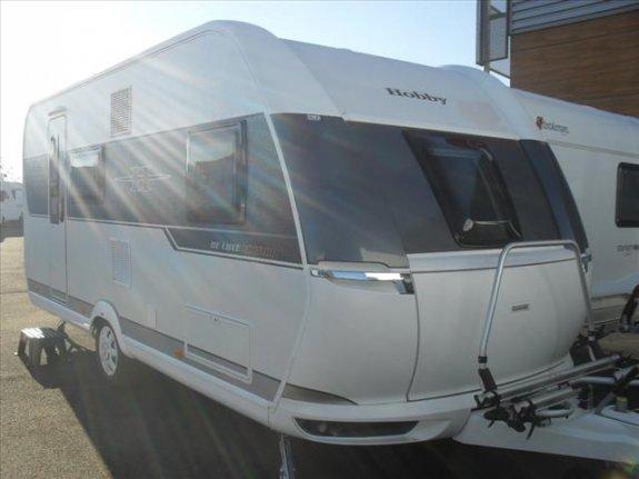 achat caravane / mobil home Hobby 490 KMF De Luxe CLC SAINT DIZIER