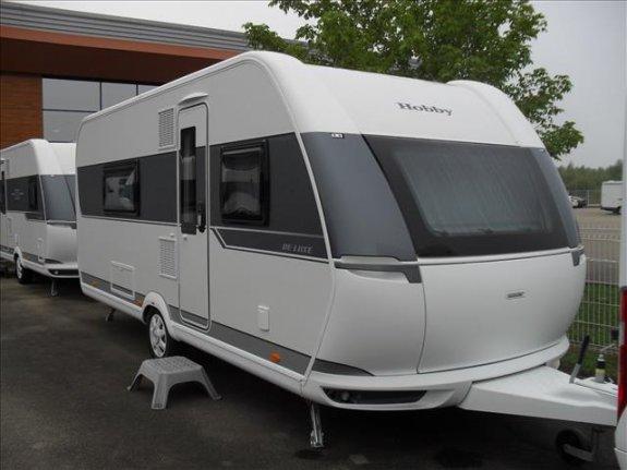 achat caravane / mobil home Hobby 495 Wfb De Luxe  CLC SAINT DIZIER