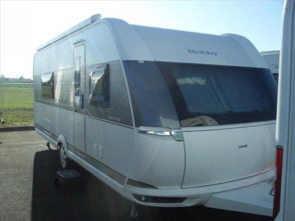 achat caravane / mobil home Hobby 560 WLU Prestige CLC SAINT DIZIER
