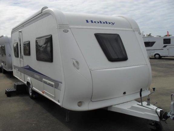 achat caravane / mobil home Hobby Excellent 540 Uff CLC SAINT DIZIER