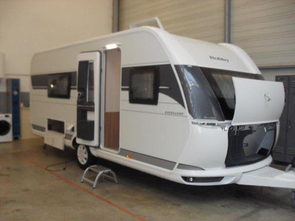 achat caravane / mobil home Hobby Excellent 540 WLU CLC SAINT DIZIER