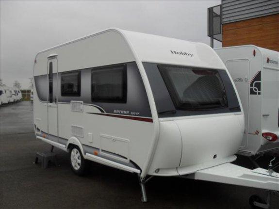 achat caravane / mobil home Hobby Ontour 390 Sf CLC SAINT DIZIER