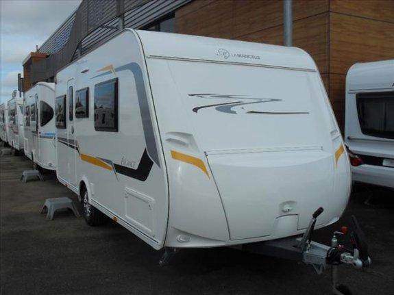 achat caravane / mobil home La Mancelle 440 CLM CLC SAINT DIZIER