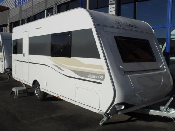 achat caravane / mobil home La Mancelle 490 Cb Elegance CLC SAINT DIZIER