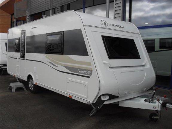 achat caravane / mobil home La Mancelle 550 Cb Elegance CLC SAINT DIZIER