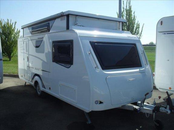 achat caravane / mobil home Silver 420 CLC SAINT DIZIER