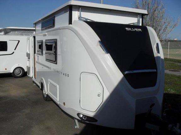 achat caravane / mobil home Silver 450 Lj CLC SAINT DIZIER
