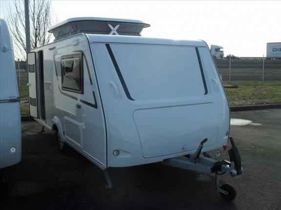 achat caravane / mobil home Silver Mini Freestyle 390 Cp CLC SAINT DIZIER
