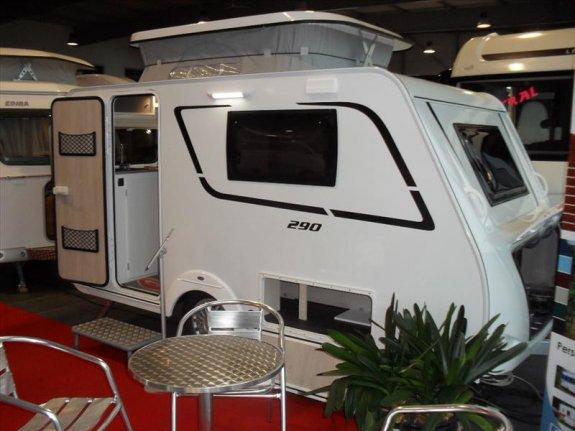 achat caravane / mobil home Silver Mini Silver 290 CLC SAINT DIZIER