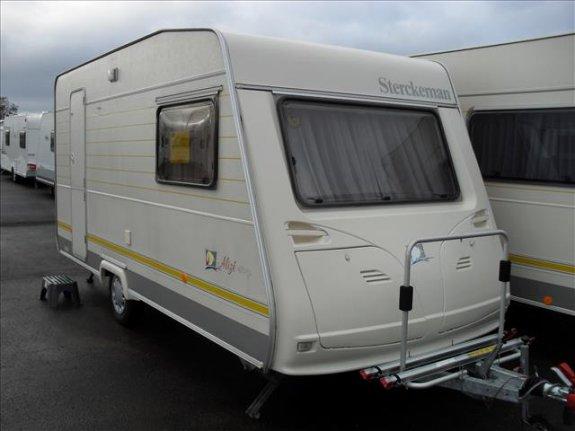 achat caravane / mobil home Sterckeman Alize 420 CP CLC SAINT DIZIER