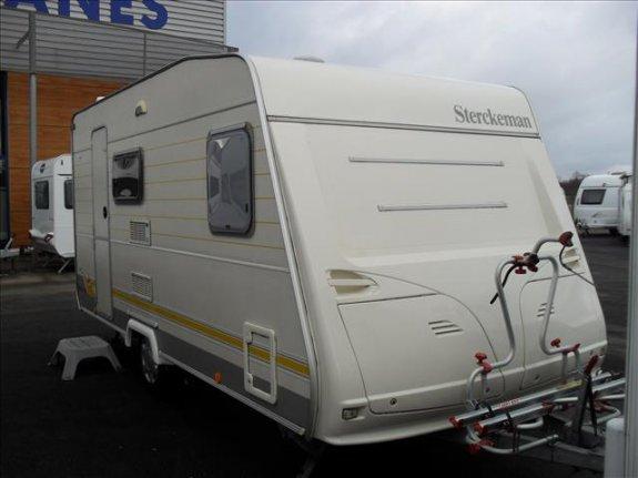 achat caravane / mobil home Sterckeman Datcha 430 CP CLC SAINT DIZIER