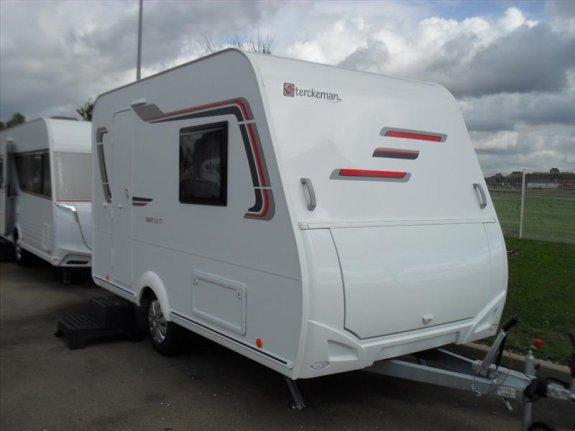achat caravane / mobil home Sterckeman Easy 350 cp CLC SAINT DIZIER