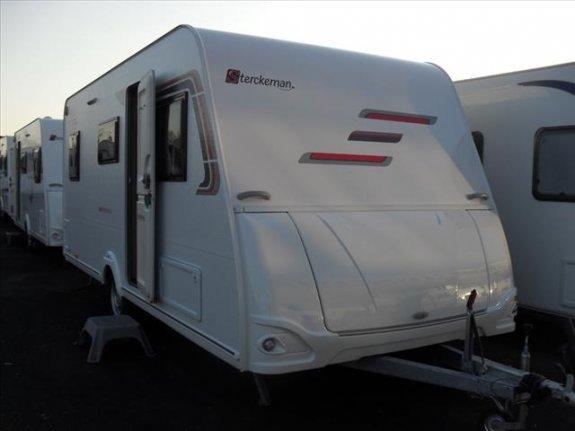 achat caravane / mobil home Sterckeman Easy 496 PE CLC SAINT DIZIER