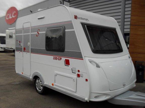 achat caravane / mobil home Sterckeman Starlett 330 CP CLC SAINT DIZIER