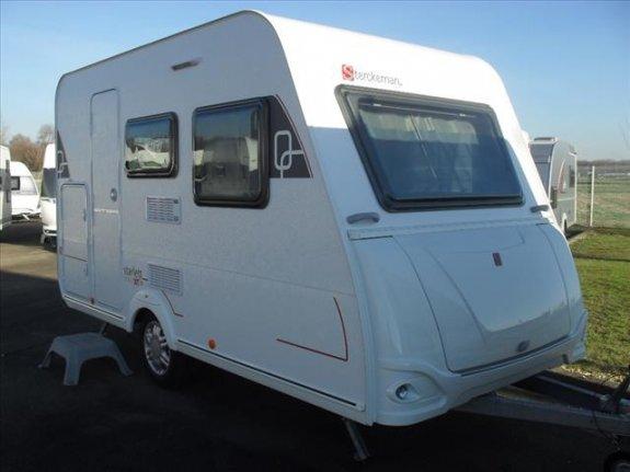 achat caravane / mobil home Sterckeman Starlett 370 CE CLC SAINT DIZIER
