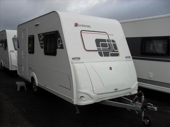 achat caravane / mobil home Sterckeman Starlett 420 CP CLC SAINT DIZIER