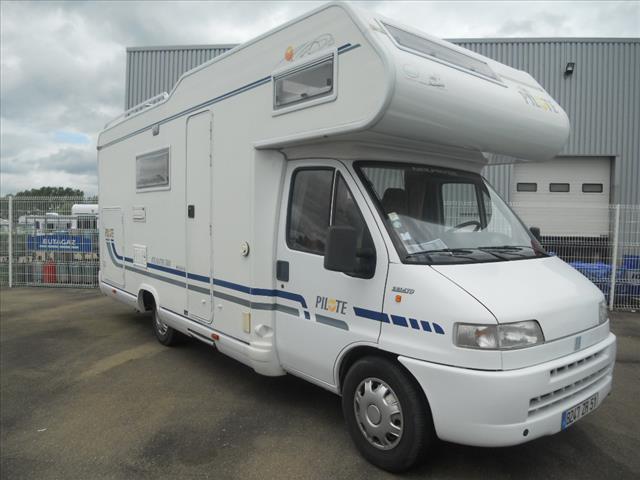 pilote a 580 occasion porteur ducato ducato 35 l 2l8 tdi da diesel camping car vendre en. Black Bedroom Furniture Sets. Home Design Ideas