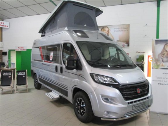 achat  Burstner Campeo C 600 CLC REIMS