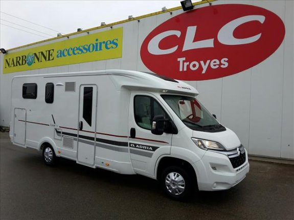 achat  Adria Coral Access 690 Sc CLC TROYES