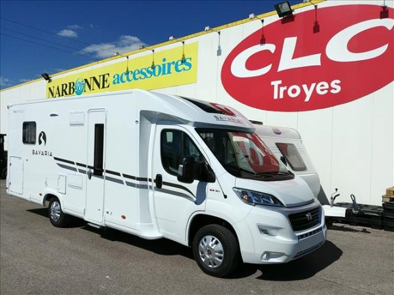 achat  Bavaria T 740 C Style CLC TROYES