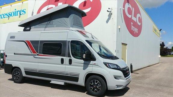 achat  Burstner Campeo C 600 CLC TROYES