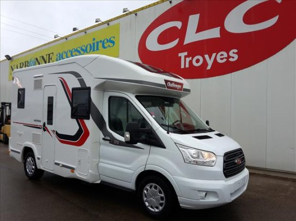 achat  Challenger Genesis 170 CLC TROYES