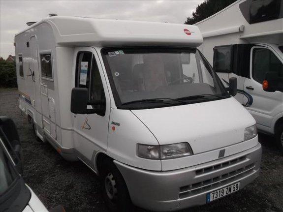 burstner t 604 occasion annonces de camping car en vente net campers. Black Bedroom Furniture Sets. Home Design Ideas