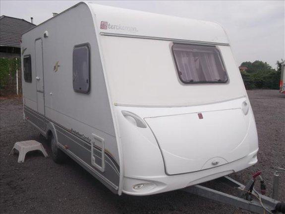 achat caravane / mobil home Sterckeman Evolution Confort 470 Cp CLC VALENCIENNES