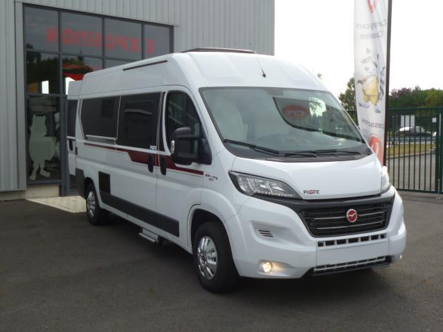 pilote v 600 f neuf porteur fiat ducato 2l3 jtd 130 euro 6 diesel camping car vendre en. Black Bedroom Furniture Sets. Home Design Ideas