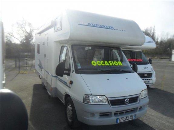 achat  Adria A 670 Sk CLC ILE DE FRANCE