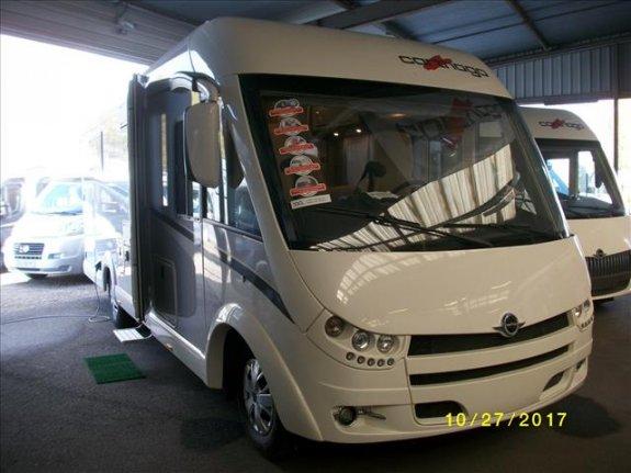 achat  Carthago C-Tourer I 150 CLC ALSACE