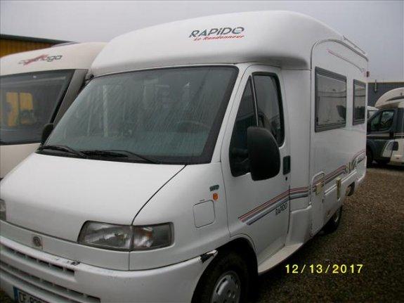 achat  Rapido 708 F CLC ALSACE