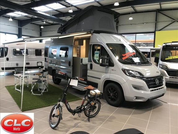 Hymer Free 600 occasion