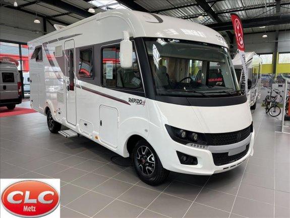 achat  Rapido 8096 Df Ultimate Line CLC METZ