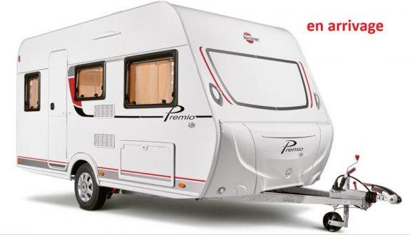 achat caravane / mobil home Burstner Premio Life 425 Ts CLC METZ