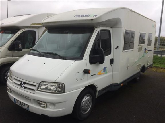 achat  Chausson Welcome 85 CLC VOSGES