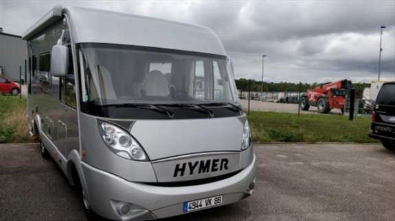 achat  Hymer B 544 Sl CLC VOSGES