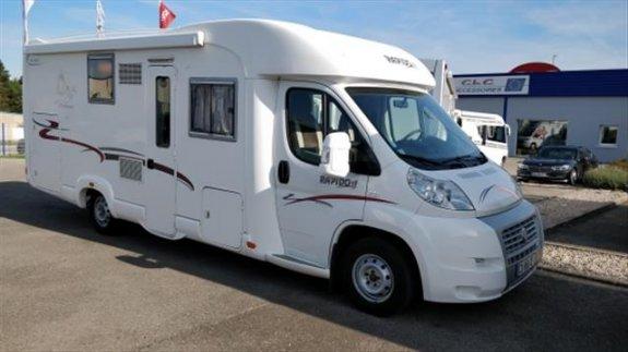 rapido 7097 f occasion annonces de camping car en vente net campers. Black Bedroom Furniture Sets. Home Design Ideas