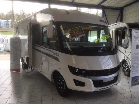 achat  Rapido 866 F CLC VOSGES