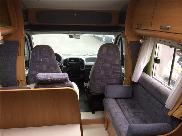 Chausson Welcome 85 - 8