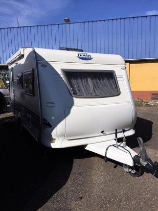 achat caravane / mobil home Hobby De Luxe 440 SF CLC NANCY