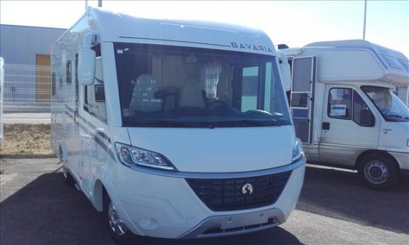 achat  Bavaria I 650 Gj Style EXPO CAMPING-CAR