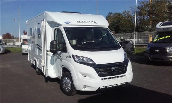 achat  Bavaria T 650 C Style EXPO CAMPING-CAR