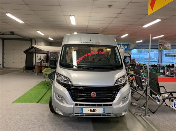 achat  Campereve Magellan 540 EXPO CAMPING-CAR