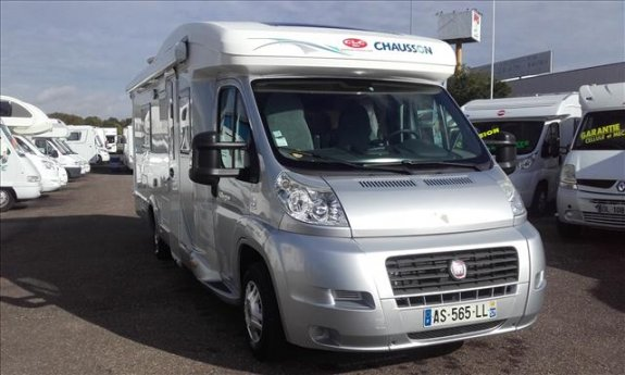 achat  Chausson Allegro 96 EXPO CAMPING-CAR