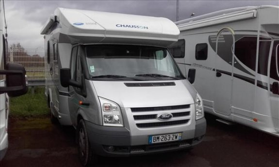 achat  Chausson Flash 02 EXPO CAMPING-CAR