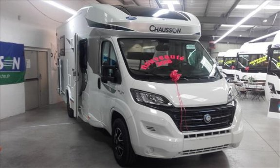 achat  Chausson Flash 718 Xlb Limited Edition EXPO CAMPING-CAR