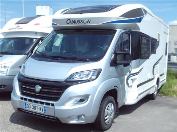 Chausson Welcome 625