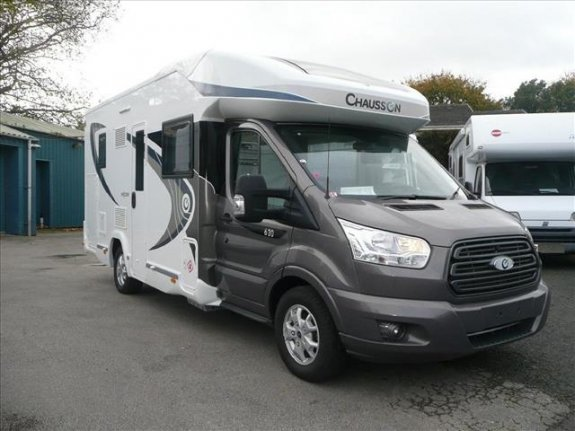 achat  Chausson Welcome 630 EXPO CAMPING-CAR