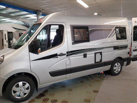 achat  Font Vendome Master Van Xs EXPO CAMPING-CAR